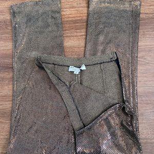 Beautiful ST. John Couture Marie Grey Sequin Pants